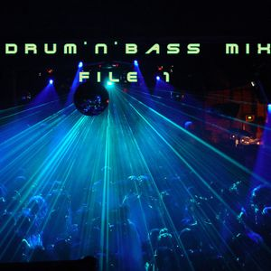 Drum'n'Bass Mix File 1