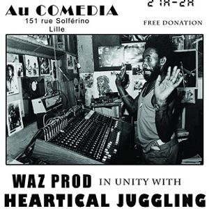 Roots Legacy Radio - Comedia - Heartical Juggling
