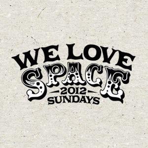 Henrik Schwarz,Dixon,Ame live,Todd Terje @ We Love..Space -Terrazza (16.09.12)