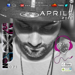 Dj Enzo Falivene - Mood On 034 Aprile 2016