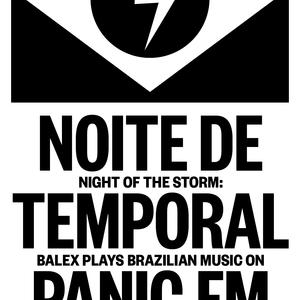 Noite de Temporal w/Alex Friday 19th June