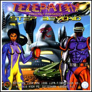 Andy C B2B DJ SS w/ Skibadee, Shabba & Det - Telepathy - Club UN - 11.5.96