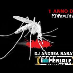 1 ANNO DI VITAMINA Dj Andrea Sabato live on RMIN RADIO MARE IMPERIALE NEWS 05.11.12