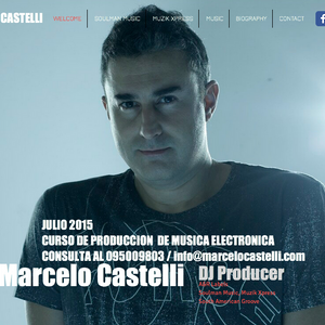 Marcelo Castelli @ Roomba Lotus