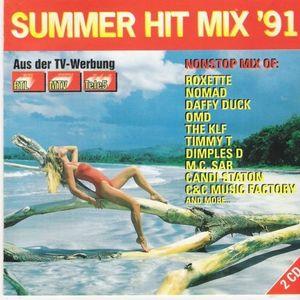 DJ MB presents: Summer Hitmix 91 Part 1