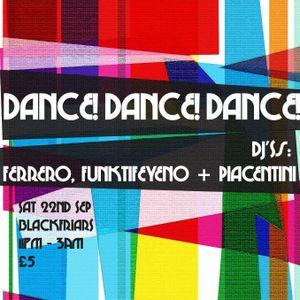 Funktifeyeno @ Melting Pot (Paradise Garage Tribute) Apr 2012