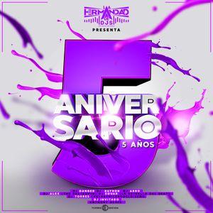 5º Aniversario - Cumbia Slow Mix - Dj Torres #ElHechiceroDelDIseño (LHD)