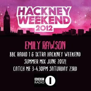 BBC Radio 1 & 1Xtra Hackney Weekend Mix
