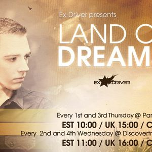 Ex-Driver - Land Of Dreams 099 with Dav Gomrass Guest Mix
