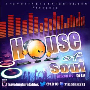 House Of Soul - Mixed by DJ LG