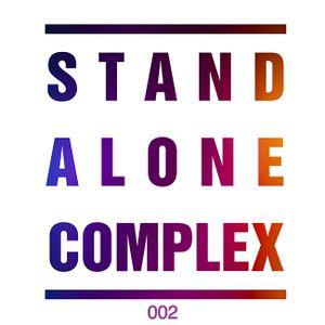 Stand Alone Complex MIX 002