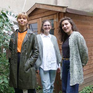 Kleiderei Radio w/ Amelie Liebst, Anna Burst & Melina Sachtleben (July 2020)