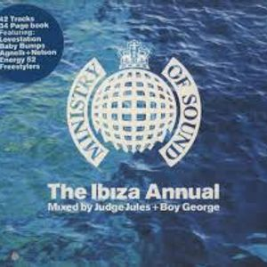Boy George ‎– The Ibiza Annual - 24 Aug 1998