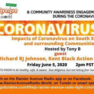 "Coronavirus Special 43 - Richard ""RJ"" Johnson"