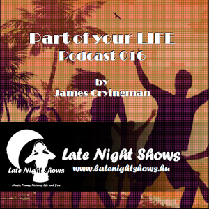 Late Night Shows Podcast 016