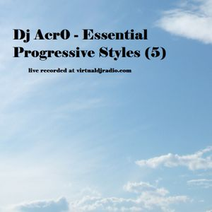 Dj Acr0 - Essential Progressive Stylez (5)