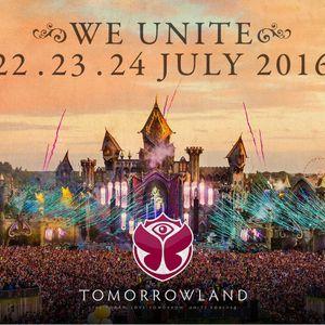 Steve Aoki @ Tomorrowland 2016 (Boom, Belgium) – 24.07.2016 [FREE DOWNLOAD]