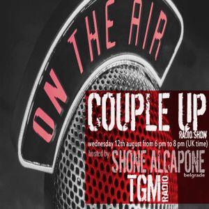 Couple Up Radio Show @ TGM radio 12.August 2015 (REGGAE)