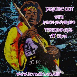 Psyche Out with Jason Alvarado on IO Radio 220617