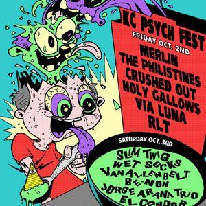 KC Psych Fest 2015 Sampler