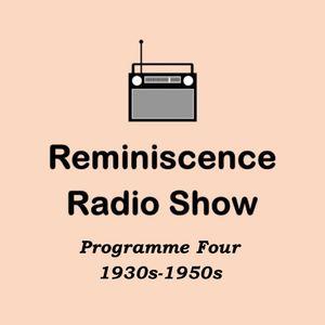 Show 4: Full programme, 1930s-1950s