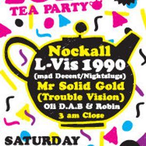 Zulu Tea Party Promo Mix