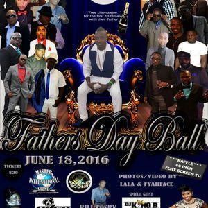 DJ King B - Fathers Day Ball Promo Mix (June 18th 2016)