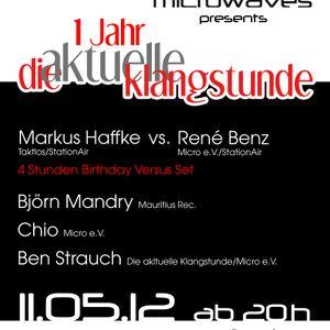 Microwaves 11.05.2012 Part 2 Ben Strauch