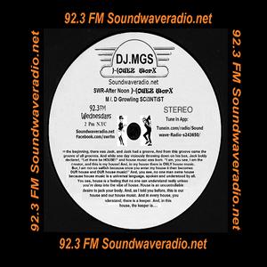 SWR Presents After Noon HousZ WorkX Arp.10.2019 By Mad Growling SCi3NTiST.Vol.6 'Tech HousZ'