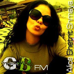 TRANCE VISION - 2nd hour ( Mixed By Alice Shetrit Shmaya ) 28.01.2012 ~~ Alice In The Mix ~~
