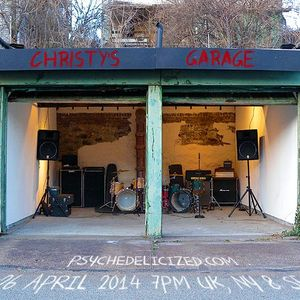 2014/04/26 Captain Christy - Christy's Garage
