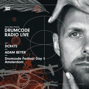 DCR475 – Drumcode Radio Live – Adam Beyer live from Drumcode Festival, Amsterdam