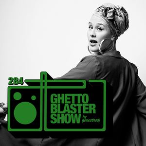 GHETTOBLASTERSHOW #284 (feb. 25/17)