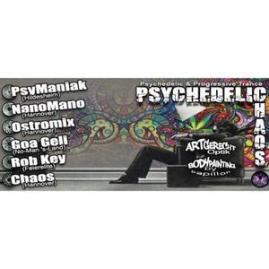 "02.10.17 ""Psychedelic Chaos"" - TIEFGANG Hannover"