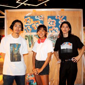 Be At Sunday: Pine, Kyogo Hidaka & ERI - 10.10.21