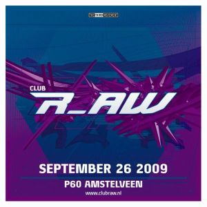 The DJ Producer & The Outside Agency @ Club r_AW (26-09-2009)