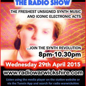 RW023 THE JOHNNY NORMAL RADIO SHOW - 29TH APRIL 2015- RADIO WARWICKSHIRE