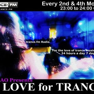 In Love for Trance episode 028