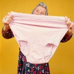 Grannie´s Panties