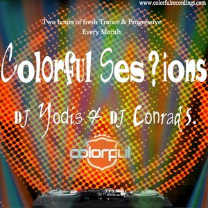 Colorful Sessions #38 (Jun 11) with DJ Yodis