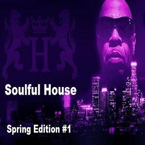 Soulful House DJ 3D Mixtape | Spring Edition #1 Saturday 26-MAR-2016