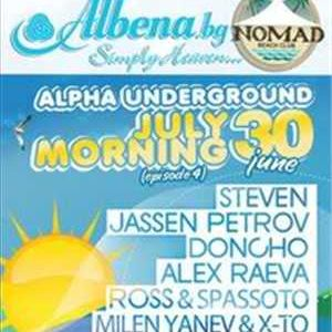 DJ Steven & Jassen Petrov - Live @ Albena Beach 01.07.2011