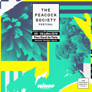The Peacock Society Takeover invite Mad Miran, Olivia & Overmono - 10 Juin 2019