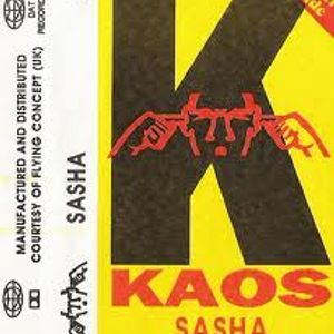 Sasha & Steve Williams - Live @ Kaos, The Warehouse, Leeds, 30-04-1991 Part 2