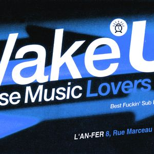 Dj Laurent Garnier @ L'An-Fer 14-Jan-94 Wake Up Dijon5