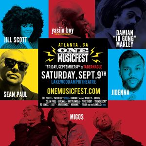 One Musicfest 2017 Official Reggae Mix