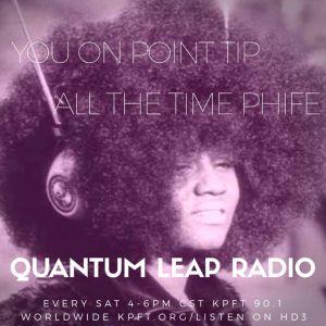 QUANTUM LEAP RADIO: Leap Eighteen (Jan. 7, 2017)