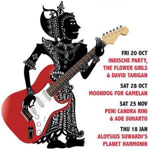 18th October 2017, Seb Merrick and Europalia Arts Festival Indonesia @ London
