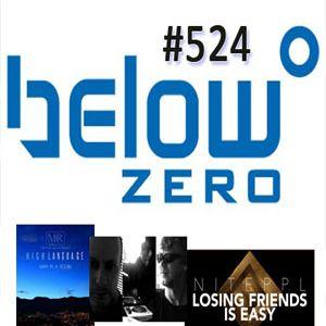 Below Zero Show #524