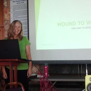 Wound to Wisdom - Healing Hearts Retreat 2014